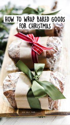 Christmas Food Gifts, Homemade Christmas, Christmas Desserts, Holiday Treats, Christmas Baking, All Things Christmas, Christmas Cookies, Christmas Holidays, Christmas Presents