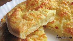Быстрое хачапури к завтраку - 1000
