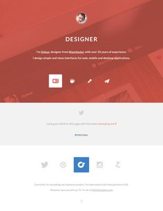Inspiring Web Design Concepts Currently In The Works