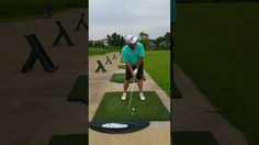 Dan Shauger Master of his (New Golf Swing) Tillison Front View/16 Differ...