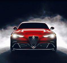 Alfa Romeo Giulia QV (2015)