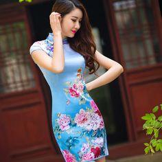 qipao cheongsam or qipao            https://www.ichinesedress.com/