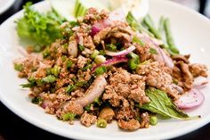 Larb Ped {Duck}
