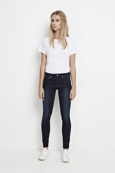 4e1ad88527377d Alice Jean 7514 - 1 Skinny Fit Jeans