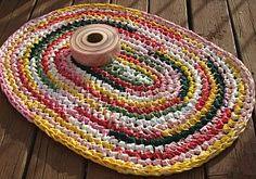 SPRING+DELUXE+KIT #crochet #ragrug #diy