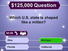 Jeopardy powerpoint template plays just like jeopardy template create your own who wants to be a millionaire style review games with toneelgroepblik Images