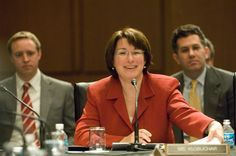 To the Contrary talked to Sen. Amy Klobuchar (D-MN) at the Democratic National Convention.