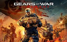 """Gears of War: Judgment"" sai ~de graça~ para Xbox 360 - Games - iG"