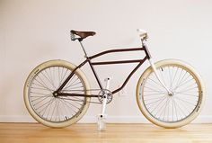 I need to find a bike like this to build a replica of an early vintage motorcycle