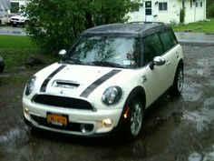 2011 clubman S my wonderful wifes baby.  And so much fun to drive !!!