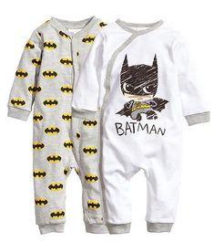 Baby Rompers - Batman Romper, K&B