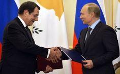 Ελληνικό Καλειδοσκόπιο: Σηκώνει ανάστημα η Κύπρος απέναντι στην Ευρώπη... ...