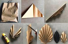 Paper Flowers Craft, Flower Crafts, Diy Flowers, Diy Paper, Paper Crafts, Boho Diy, Diy Home Crafts, Flower Tutorial, Flower Making