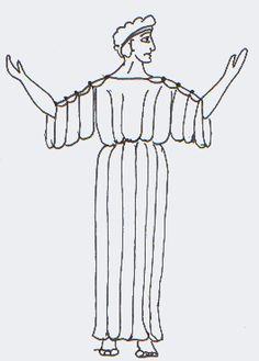 ANCIENT GREEK & ROMAN COSTUME