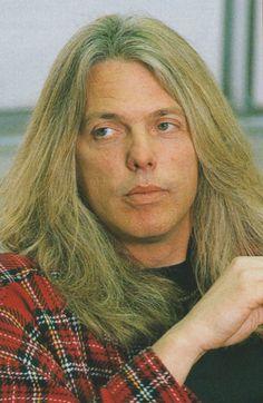 Scott Gorham of Thin Lizzy tribute (Feb/1995/BURRN!)