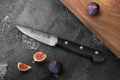 Best Paring Knife 2018 Expensive to Affordable - All Knives Best Kitchen Knives, Knife Block Set, Edge Design, Stuffed Peppers, Steel, Simple, Food, Classic, Blade