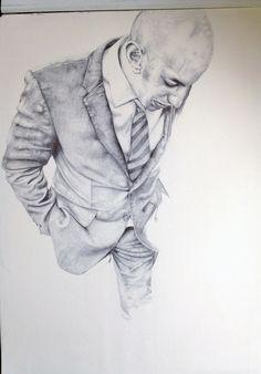 Craig Starr - Biro Art