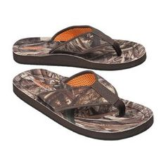 20874a144498 Northern Trail Realtree Mens Flip Flop