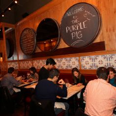 The Purple Pig in Chicago