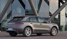 Porsche Macan Turbo|ポルシェ マカン ターボ