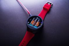 Nixie Tube Watch, Smart Watch, Product Description, Watches, Projects, Industrial Design, Punk, Watch, Log Projects