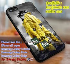 BrBa, Breaking Bad, case/cover for iPhone 4/4s/5/5c/6/6+/6s/6s+ Samsung Galaxy S4/S5/S6/Edge/Edge+ NOTE 3/4/5 #movie dl1 - Kawung Design  - 1