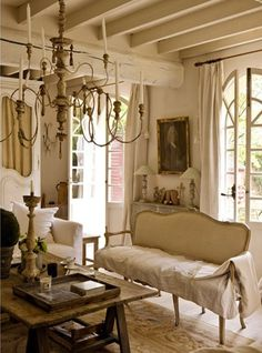 Country Style Chic: A Passion for Provence