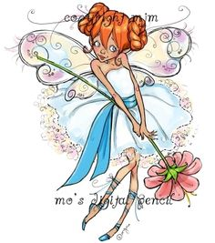Mo's Digital Pencil - Teen Fairy Mia, $3.00 (http://www.mosdigitalpencil.com/teen-fairy-mia/)