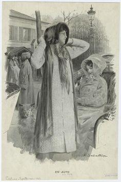 Costume -- Sportswear -- 1900s