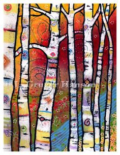 Reinterpretation of Birch tree project