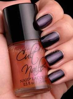 ChitChatNails » Blog Archive » The NEW Cult Nails 2012 Fall Collection~~Deception