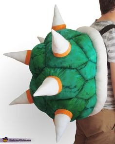 Bowser Halloween costume or go as any other Mario character!