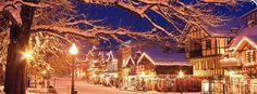 Leavenworth, WA. A favorite day trip