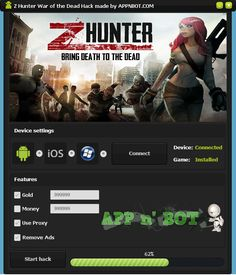 Z Hunter War of The Dead Hack Cheats Unlimited Gold Coins