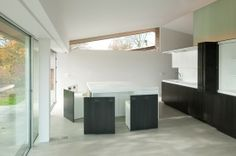 House Extension in Geneva by LRS Architectes I Like Architecture