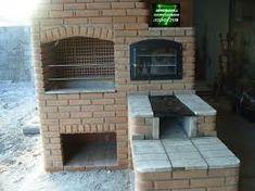 Resultado de imagem para trio fogao a lenha forno de pizza churrasqueira