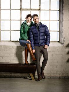 www.pegasebuzz.com | Equestrian fashion : Cavallo, fall-winter 2015