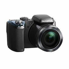 Aparat foto Compact Olympus SP-820UZ Black