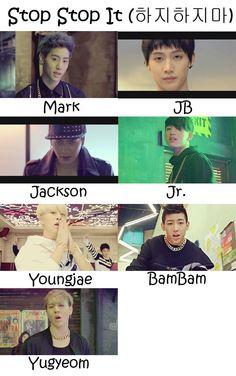 kpop song I can't sleep tonight K Pop, Girls Girls Girls, Mark Jackson, Got7 Jackson, Got7 Mark, Mark Tuan, Day6, Yugyeom, Youngjae