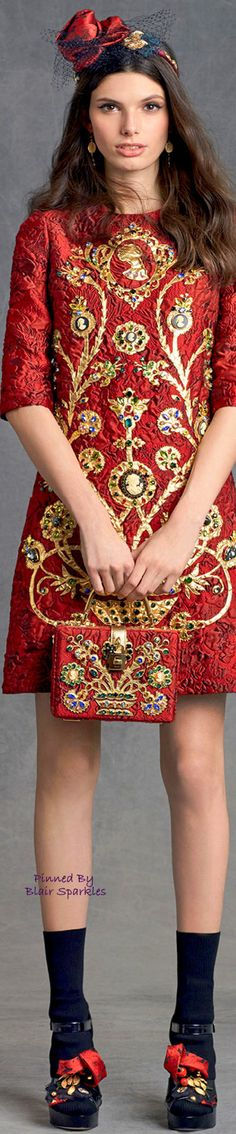 cb18e9bfc309c 211 melhores imagens de Dolce   Gabbana. Fashion and Beauty ...