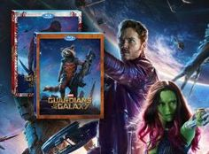 Marvel has announced the Guardians of the Galaxy blu-ray extras, including variant covers and a steel case (Best buy exclusive). Target also has some exclusive content. Decisions decisions...