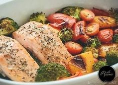 PETER ALLMARK: Abstract This article claims that health promotion is best practised in the light of an Aristotelian conception of the good life for humans. My Favorite Food, Favorite Recipes, Cooking Recipes, Healthy Recipes, Healthy Food, Baked Salmon, Food Design, Healthy Life, Good Food