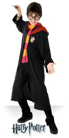 Fantasia Harry Potter Uniforme E Cachecol Grifinória Oficial