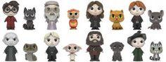 Funko - Mystery Mini Blind Vinyl Figures Series 1 - Verzamelaarsfiguren van Harry Potter