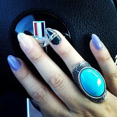 """Pointy nails: To the """"point"""" nail art now trending"""
