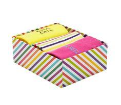 Kate Spade Holiday Sock Box Set
