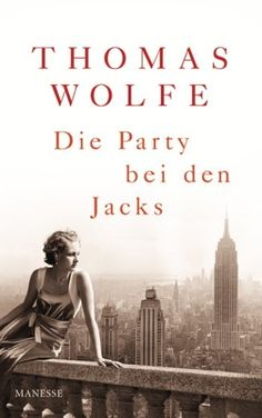 """Thomas Clayton Wolfe"" 
