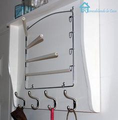 DIY Furniture : DIY AA Little Laundry Shelf!