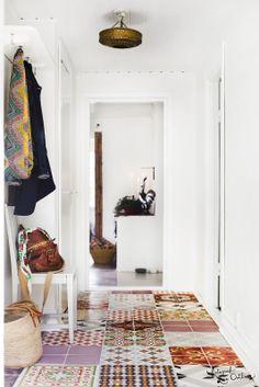 hallway..