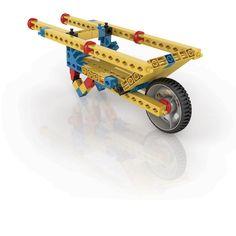 #enginotoys #engino #toys #toysforkids #educationaltoys #toysforchildren #children #parents #fun #play #invent #mechanical #science Types Of Machines, Simple Machines, Pulley, Educational Toys, Inventions, Kids Toys, Parents, Science, Children
